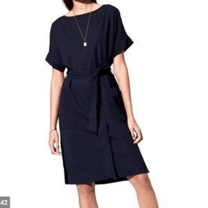 Aritzia Babaton Albin Black Dress
